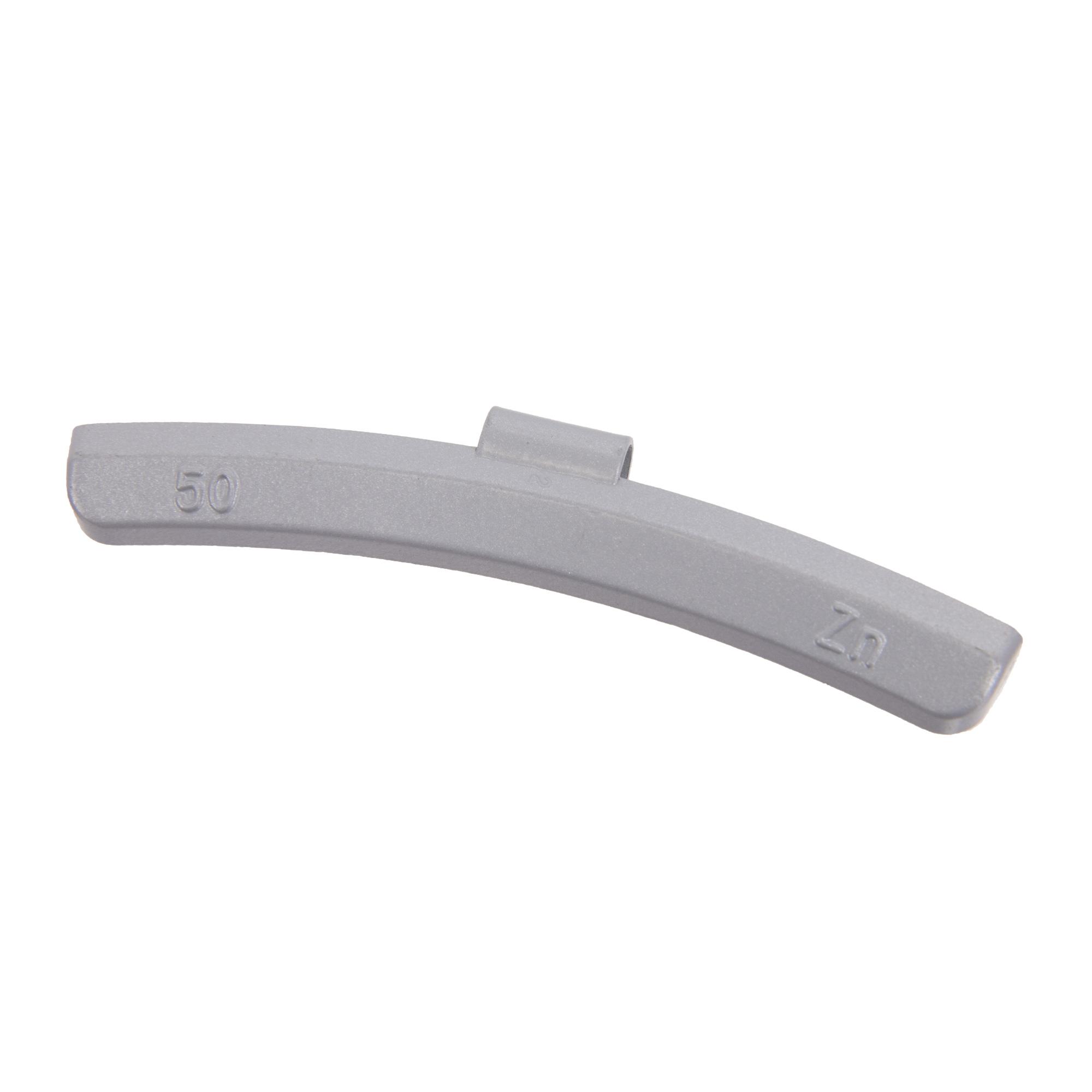 50x Auswuchtgewichte Stahlfelgen Zink Zinkgewichte Schlaggewichte 50g